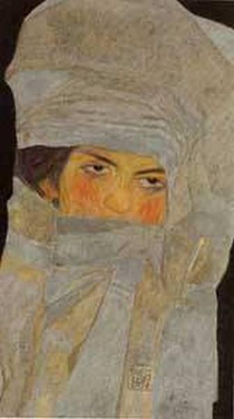 Portrait of Melanie 1908